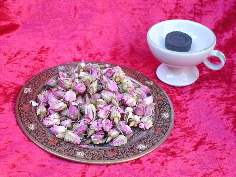 Rose Bud Flowers 25gms